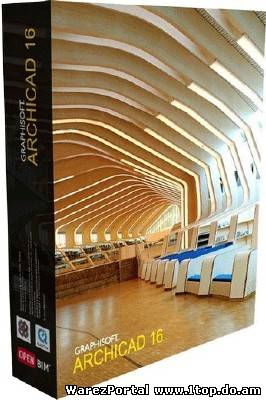 Программы. ArchiCAD 16 Build 3014 RUS + Crack. Категория.